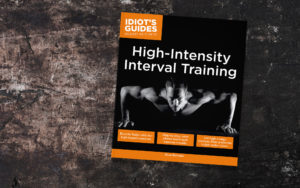 Idiot's Guides: High-Intensity Interval Training - cover banner