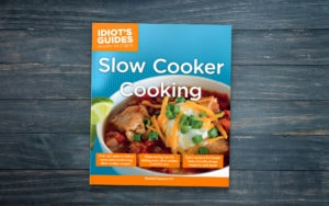 Idiot's Guides: Slow Cooker Cooking - cover banner