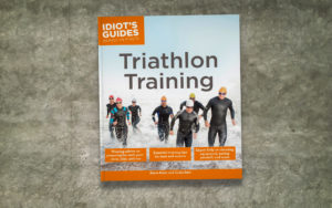 Idiot's Guides: Triathlon Training - cover banner