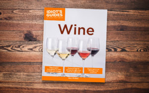 Idiot's Guides: Wine - cover banner