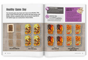 Healthy Game Day Meal Plan Overview