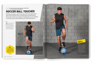 Soccer Ball Touches