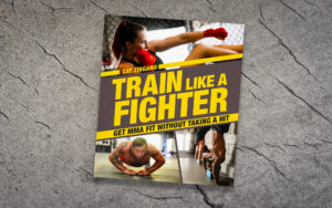 Train Like a Fighter - Jacket