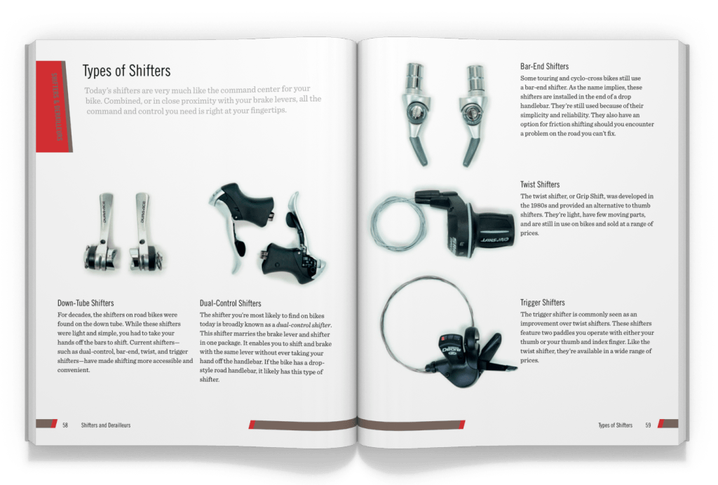 Types of Shifters