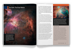 Star Birth: The Orion Nebula